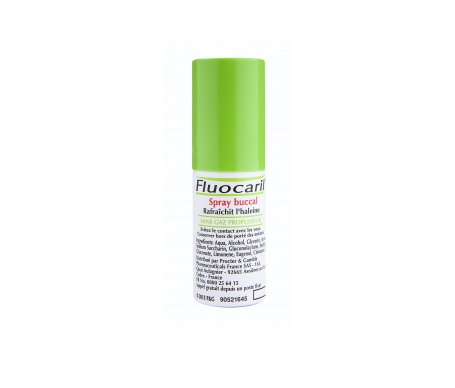 Fluocaril® spray oral 15ml