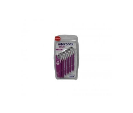 Interprox Maxi Plus cepillo dental interproximal 6uds