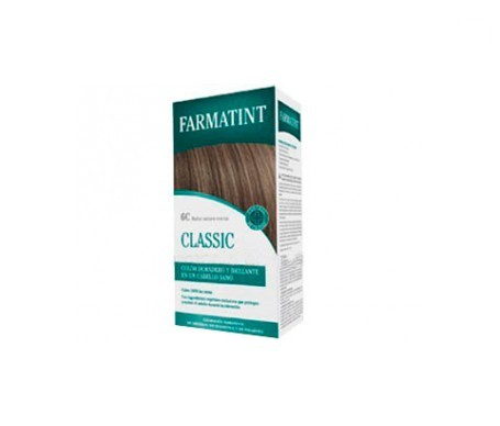 Farmatint 6C biondo scuro cenere 155ml