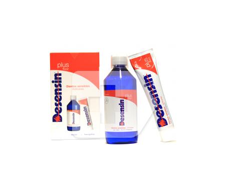 Desensin® plus pasta 125ml + colutorio 500ml