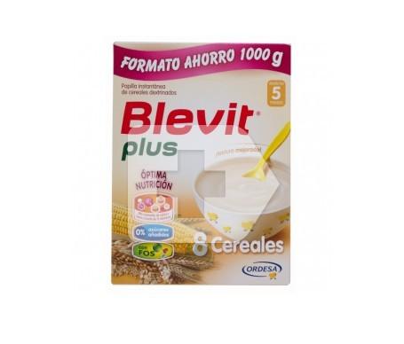 Blevit® plus 8 cereales 1000g