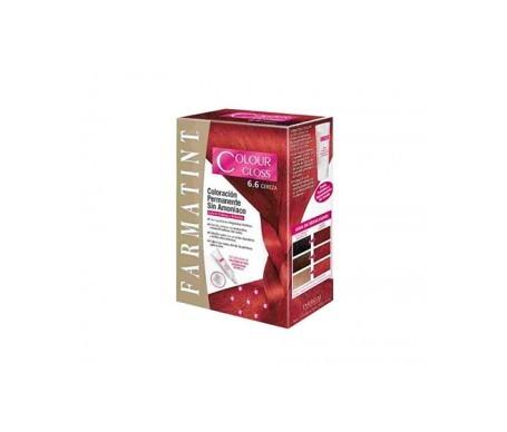 Farmatint Colour Gloss 6.6 cherry 160ml
