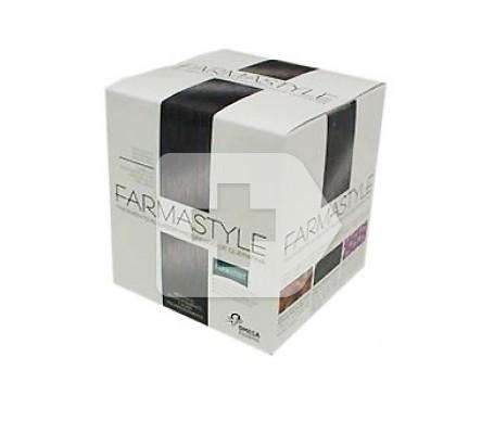Farmatintint Farmastyle keratin smoothing treatment 6 products