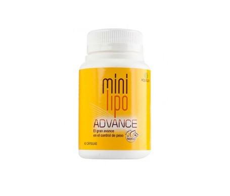 Aquilea minilipo advance 60cáps