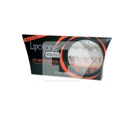 Lipozone Lotion Anti-Cellulite 14 Dosage de 10ml