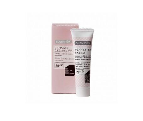Suavinex® crema cuidado del pezón 20ml
