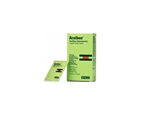 Acniben® toallitas higienizantes 30uds