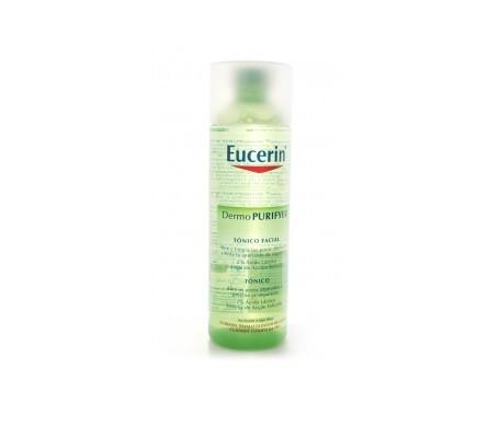 Eucerin DermoPurifyer viso tonico 200ml