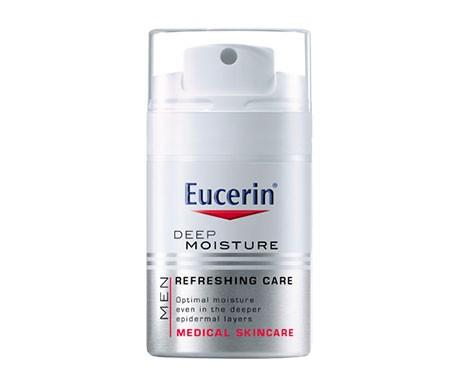 Eucerin® Men Deep Moisture crema hidratante 50ml