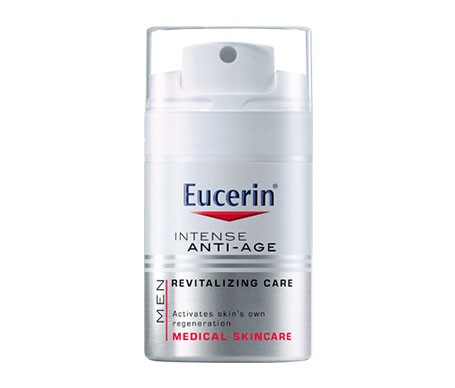 Eucerin® Men Intense Antiage crema facial día 50ml