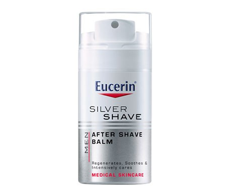 Eucerin® Men Silver Shave bálsamo after shave 75ml