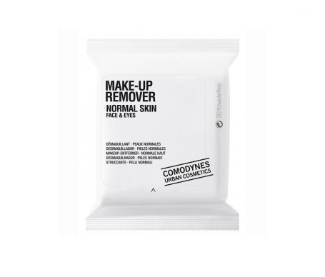 Comodynes Make-Up Remover Normal Skin 20uds