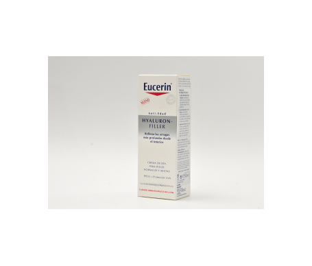Eucerin® Hyaluron-Filler crema de día piel normal/mixta 50ml