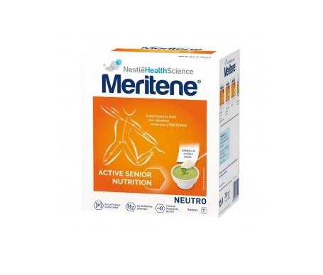 Meritene®  Neutro al Plato 7 sobres