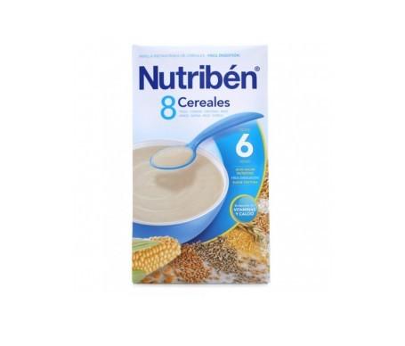 Nutribén® 8 cereales 300g