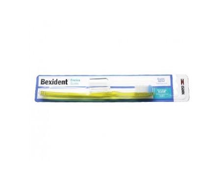 Bexident® cepillo adulto encías suave 1ud