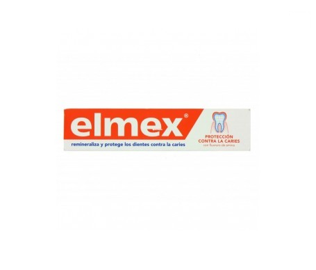 Elmex anticaries pasta dental 75ml
