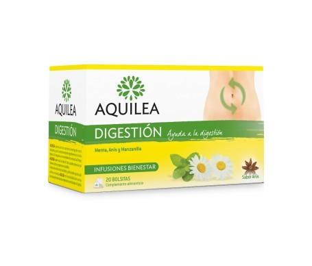 Aquilea digestión infusión 20 filtros