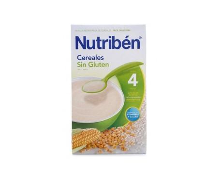 Nutribén® cereales sin gluten 300g