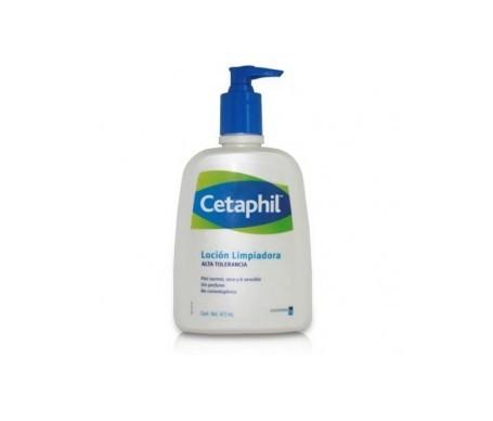 Cetaphil® loción limpiadora 473ml