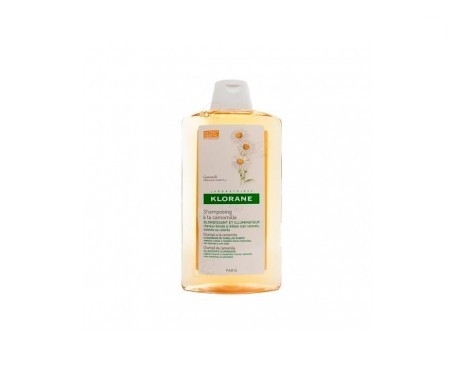 Klorane camomille reflets dorés shampooing 200ml