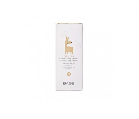 Babé Pediatric crema facial 50ml