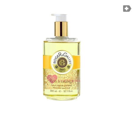 Roger&Gallet Bois d'Orange jabón líquido 300ml