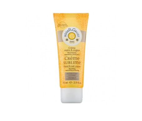 Roger&Gallet Bois d'Orange Sublime crema de manos y uñas 75ml