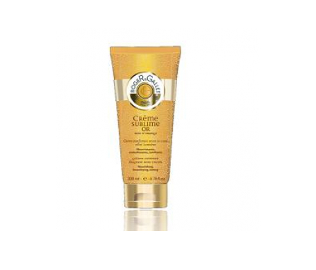 Roger&Gallet Bois d'Orange Sublime Or crema perfumada 200ml