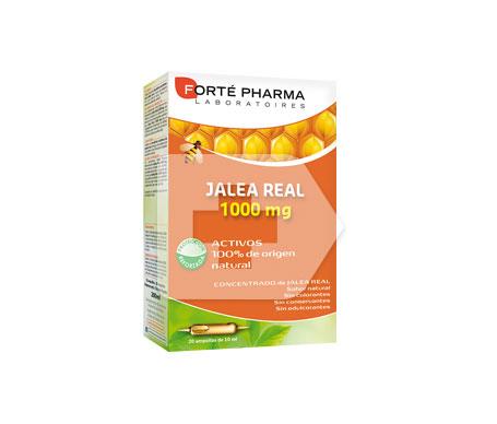 Forté Pharma jalea real 1000mg 20 viales