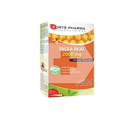 Forté Pharma jalea real 2000mg 20 viales