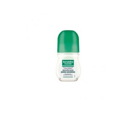 Somatoline® desodorante pieles sensibles roll on 50ml