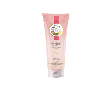 Roger&Gallet Rose gel de ducha 200ml