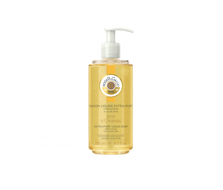 Roger&Gallet Bois d'Orange jabón líquido 250ml