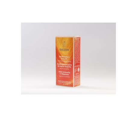 Weleda aceite corporal de espino amarillo 100ml