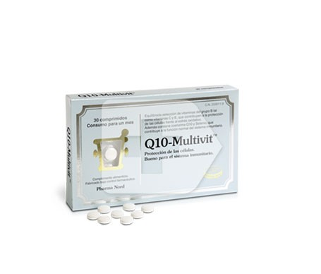 ActiveComplex® Q10-Multivit 30comp