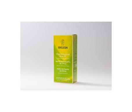 Weleda aceite corporal de citrus 100ml