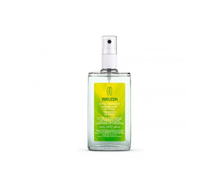 Weleda desodorante de citrus spray 100ml