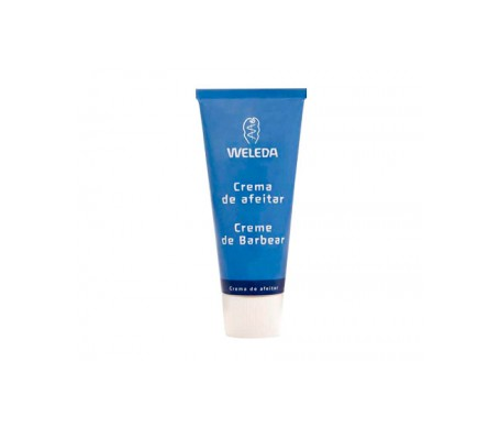 Weleda Men crema de afeitar 75ml