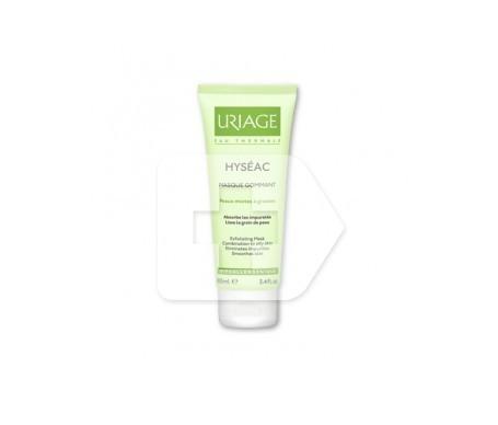 Uriage Hyseac maschera esfoliante per pelle grassa 100ml