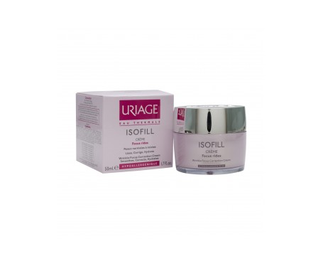 Uriage Isofill crema rostro antiedad piel normal/mixta 50ml