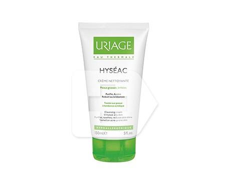 Uriage hyseac crema limpiadora piel grasa irritada 150 ml