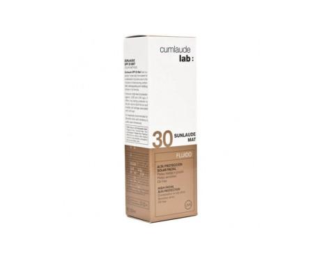 Cumlaude Sunlaude SPF30+ fluido matificante 50ml