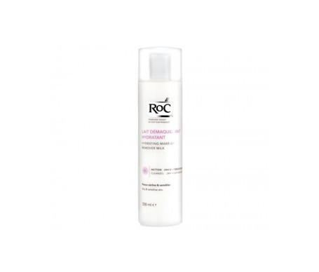 RoC™ moisturising cleansing milk for dry and sensitive skin 200ml