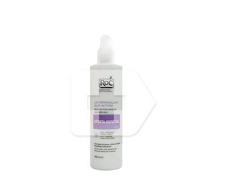 RoC leche desmaquillante 3 En 1 todo tipo de piel 400 ml