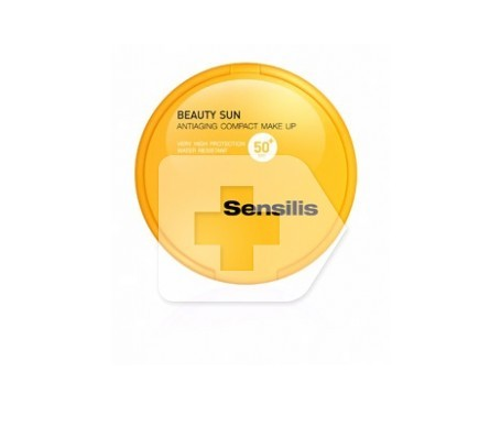 Sensilis Beauty Sun Make Up SPF50+ natural 10g