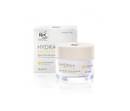 RoC™ Hydra+ hydrating cream for very dry skin 50ml