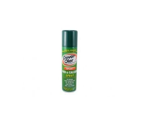 Devor Olor Sport desodorante spray para pies y calzado 150ml