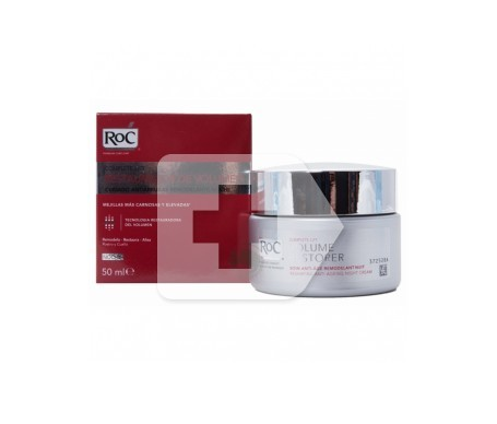 Roccompletelift night volume remodelling cream 50ml