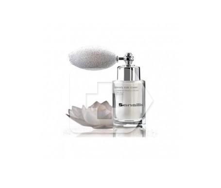 Sensilis Trois Or Chic polvos iluminadores perfumado blanco 6,5g